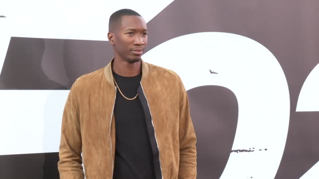 Wesley Johnson at the 'The Equalizer 2' Premiere at TCL Chinese Theatre on July 17 2018 in Hollywood California