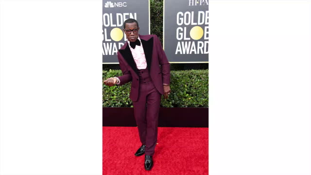 vídeos y material grabado en eventos de stock de wesley snipes attends the 77th annual golden globe awards at the beverly hilton hotel on january 05 2020 in beverly hills california - the beverly hilton hotel
