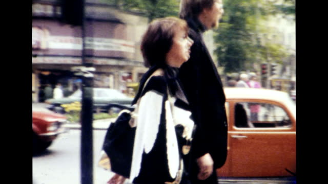 west berlin 1977 - west berlin stock videos & royalty-free footage