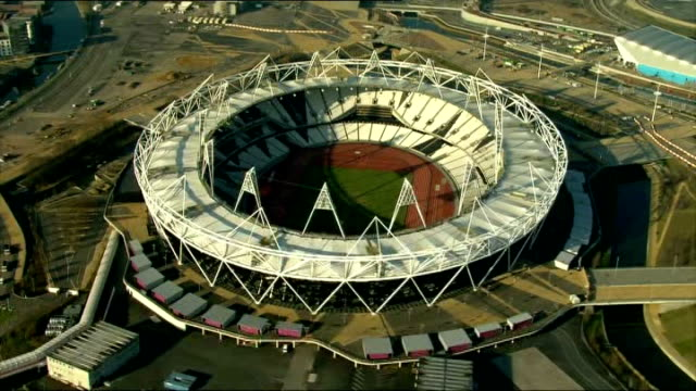 west ham united granted 99 year lease on the olympic stadium england london olympic stadium - lease agreement stock videos & royalty-free footage
