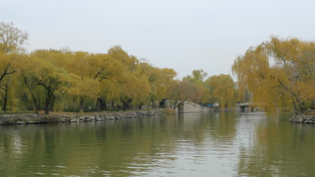 West Lake at Summer Palace, Beijing, China
