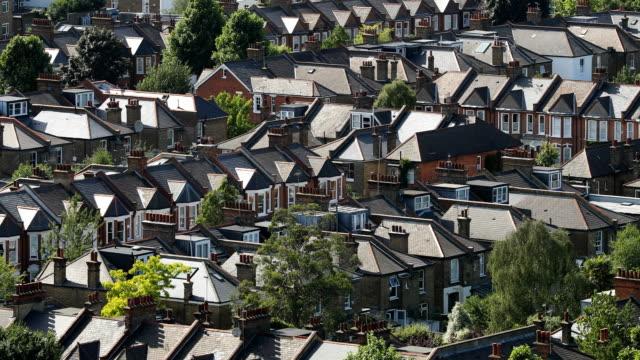vidéos et rushes de west london housing - lotissement