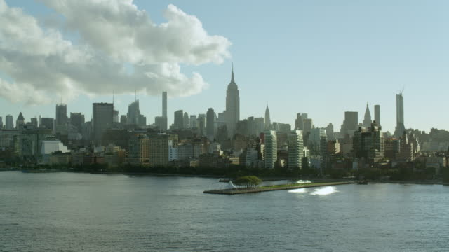 West Village Waterfront In New York City