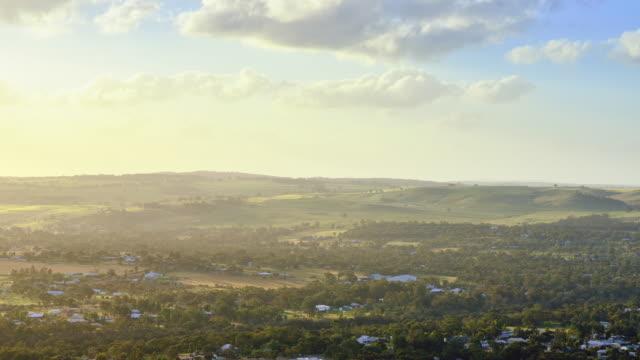 western australia idyllic scenics - town stock videos & royalty-free footage
