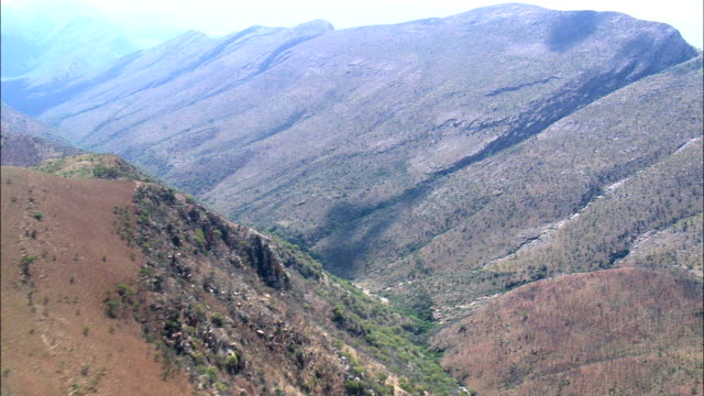 Western Edge Of the Bewaarkloof Nature Reserve  - Aerial View - Limpopo,  Capricorn District Municipality,  Lepele-Nkumpi,  South Africa