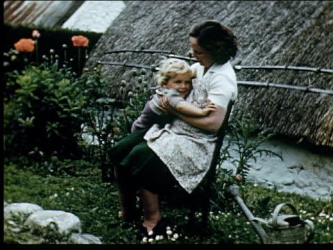 stockvideo's en b-roll-footage met 1947 western ireland - 1947