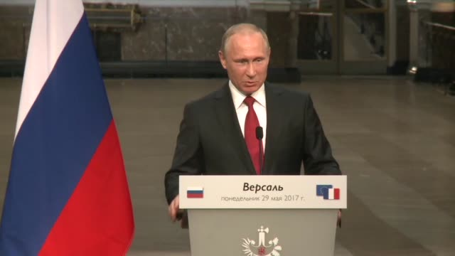 Western sanctions against Russia are doing nothing to solve the Ukrainian conflict President Vladimir Putin said on Monday after talks with his...