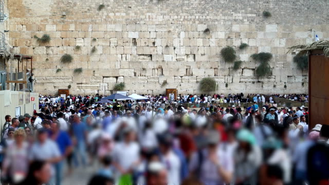 western wall entrance - judaism stock videos & royalty-free footage