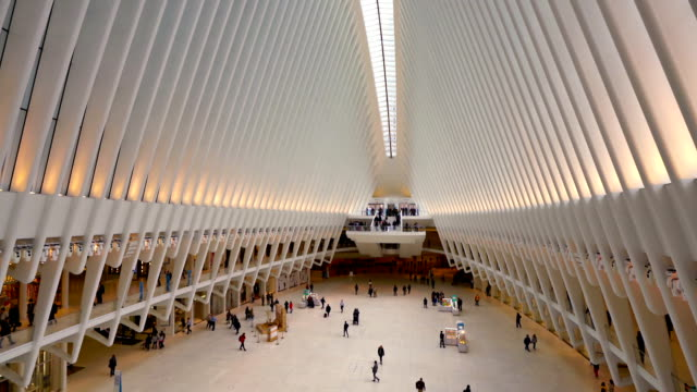 westfield world trade center - international landmark stock videos & royalty-free footage