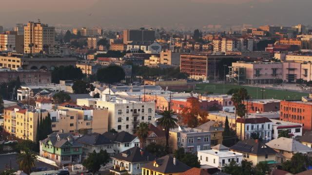Westlake, Los Angeles - Aerial Establishing Shot