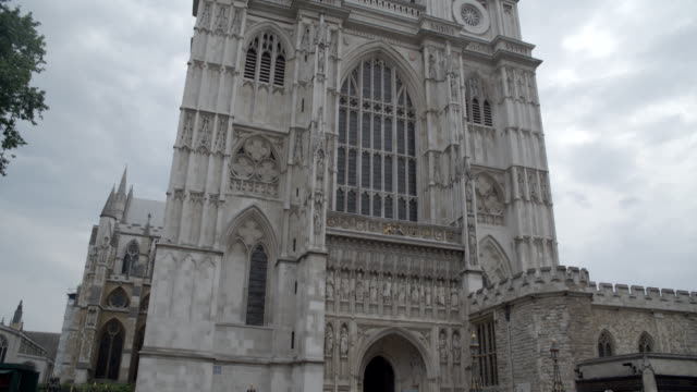 westminster abbey / london, united kingdom - westminster abbey stock videos & royalty-free footage