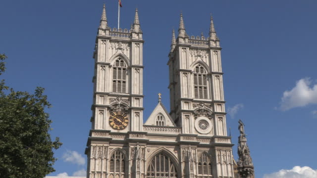 westminster abbey - westminster abbey stock videos & royalty-free footage