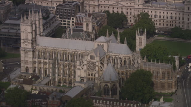 stockvideo's en b-roll-footage met westminster abbey - westminster abbey