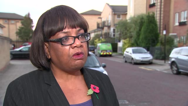 theresa may orders investigation and calls for new grievance procedure for complaints london ext diane abbott mp interview sot/ westminster reporter... - diane abbott stock videos & royalty-free footage