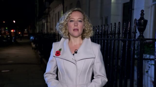 further allegations emerge westminster reporter to camera - cathy newman stock-videos und b-roll-filmmaterial