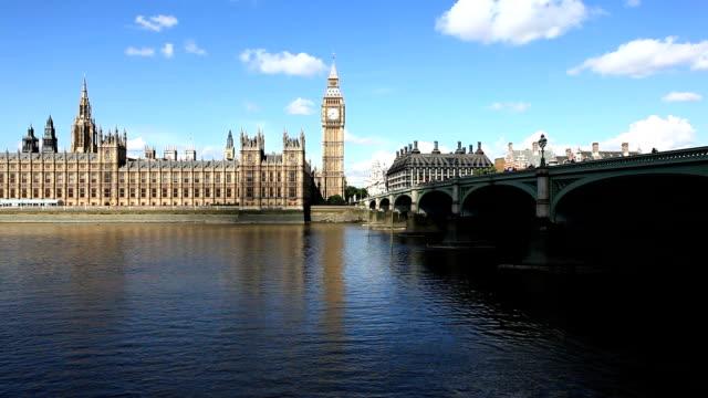 Westminster and Big Ben, HD Video