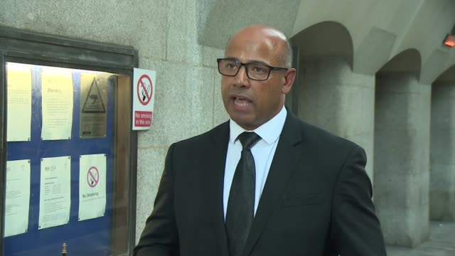 Inquest concludes all five victims died unlawfully ENGLAND London Old Bailey EXT Assistant Commissioner Neil Basu speaking to press SOT