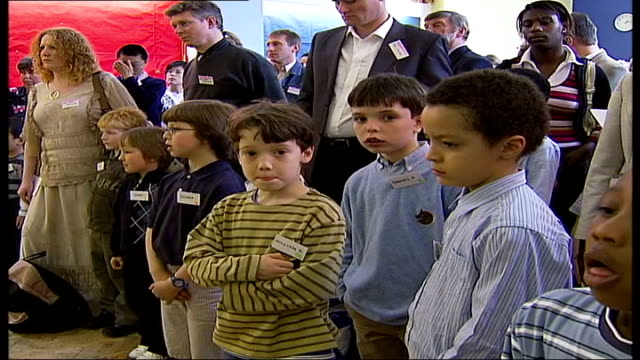 westminster cathedral choir school holds music contest england london westminster cathedral int group of junior school boys singing during... - singing contest stock videos and b-roll footage