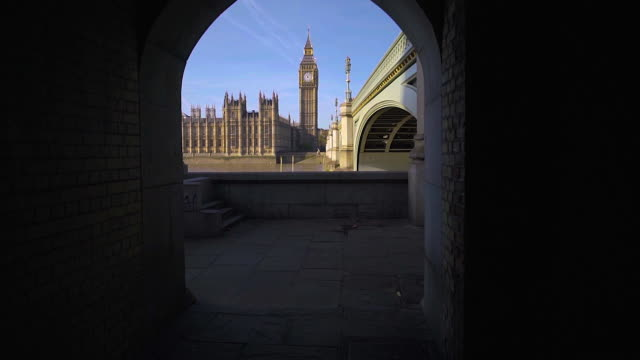 westminster in london. - house of commons stock videos & royalty-free footage