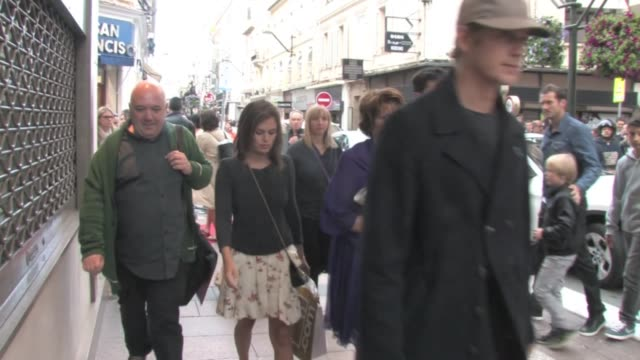 We've spotted Hollywood couple Hayden Christensen with Rachel Bilson enjoying a casual shopping on rue d'antibes in Cannes  Shot in Cannes France on...