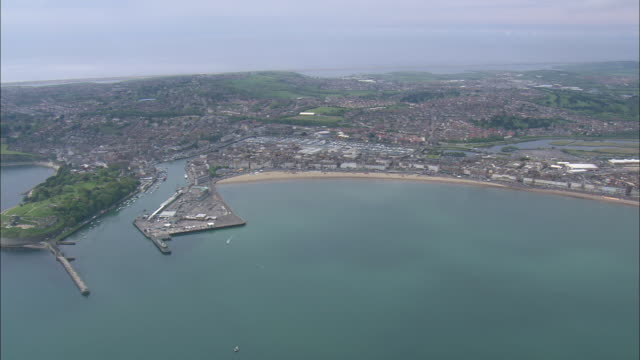 weymouth and seafront - sequential series stock videos & royalty-free footage