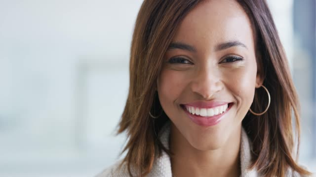 what a smile to brighten your day - african american ethnicity stock videos & royalty-free footage