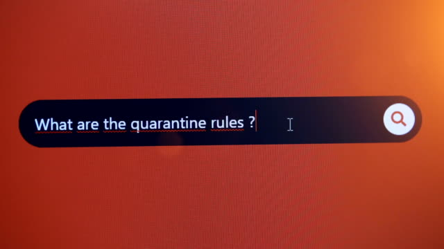 what are the quarantine rules - law stock videos & royalty-free footage