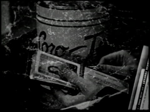 vídeos de stock e filmes b-roll de what is money? - 10 of 10 - veja outros clipes desta filmagem 2517
