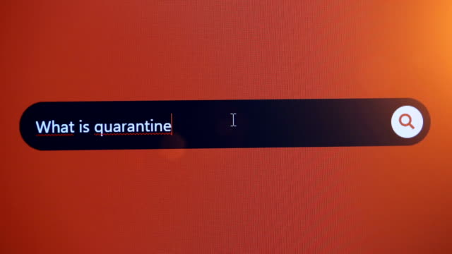 what is quarantine - search engine stock videos & royalty-free footage