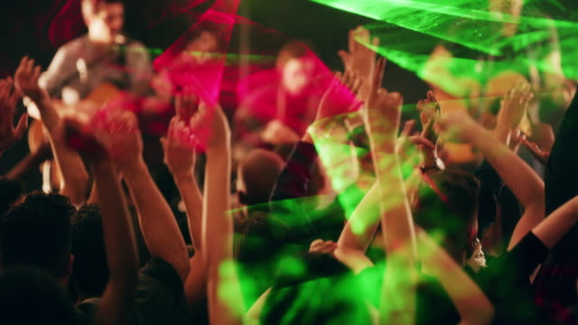 what the crowd wants the crowd gets - entertainment event stock videos & royalty-free footage