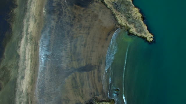 whatipu beach aerial footage - new zealand culture stock videos and b-roll footage