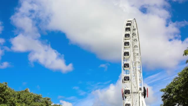 Wheel of Brisbane timelapse