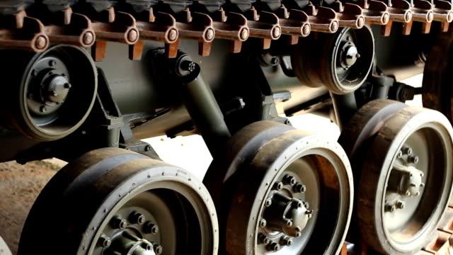 Déplacement du réservoir de roue