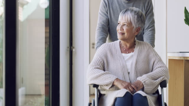 when a nursing home becomes home - medicare stock videos & royalty-free footage