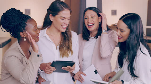 when colleagues become your girls - office politics stock videos & royalty-free footage