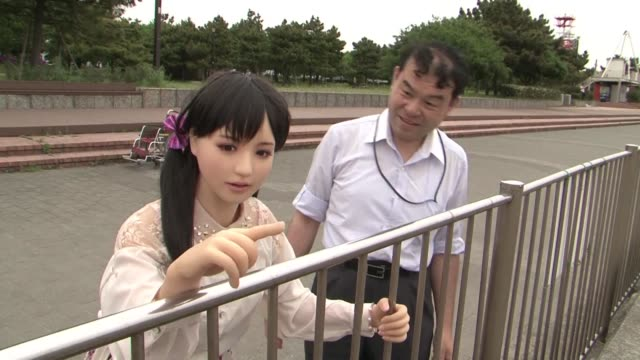when the spark went out of masayuki ozaki's marriage he found an unusual outlet to plug the romantic void a silicone sex doll he swears is the love... - doll stock videos & royalty-free footage