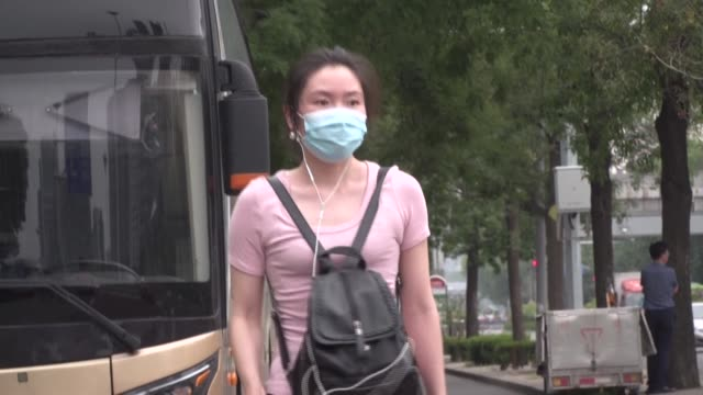 """when xiao jia lost her sight as a teenager she was told the """"respectable"""" career choice was to become a massage therapist - masseur stock videos & royalty-free footage"""