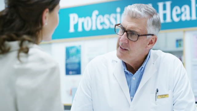 where does it hurt? - pharmacist stock videos & royalty-free footage