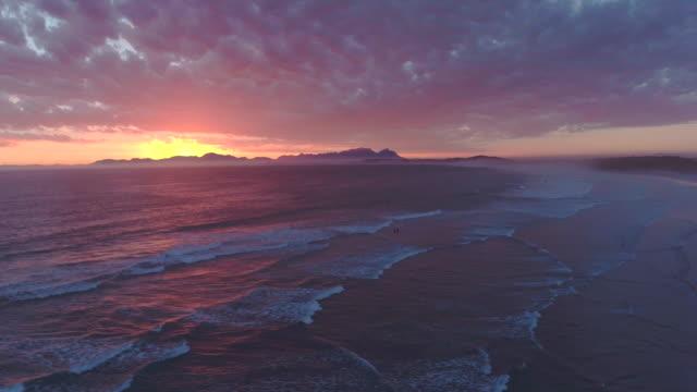 Waar de hemel raakt de zee