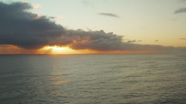 where the sun kisses the sea - remote location stock videos & royalty-free footage