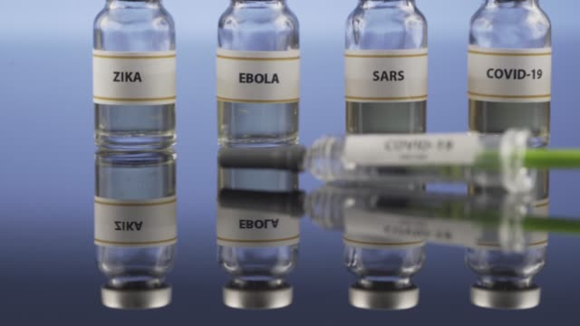 quale malattia è la prossima ??? - virus zika video stock e b–roll