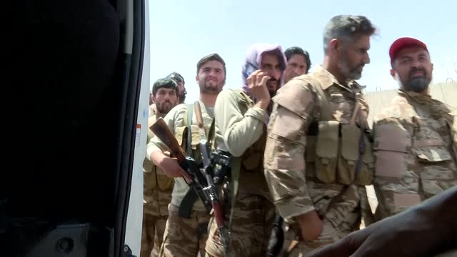 while taliban declared august 31 as the last day for the withdrawal of foreign forces from the country, the evacuation efforts have continued at the... - persian gulf stock videos & royalty-free footage