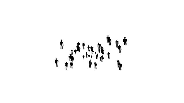 men, clan : white back - (transition) - recruitment stock videos & royalty-free footage