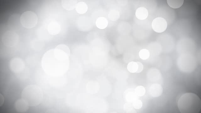 white bokeh seamless loop background - vignette stock videos & royalty-free footage