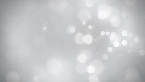 white bokeh seamless loop background with copy space - vignette stock videos & royalty-free footage