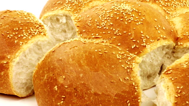 white bread - white bread stock videos and b-roll footage