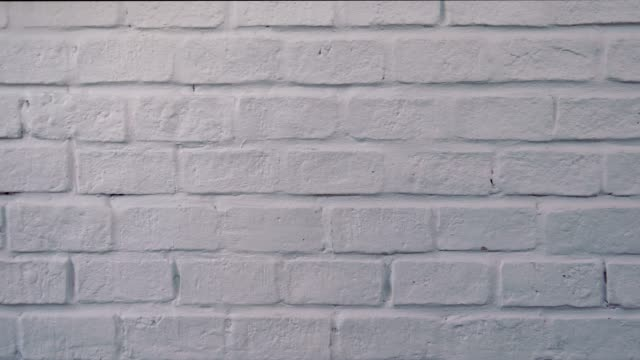 white brick wall background - wall building feature stock videos & royalty-free footage
