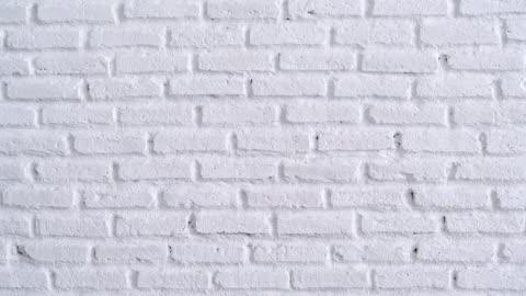 vídeos y material grabado en eventos de stock de fondo de pared de ladrillo blanco - ladrillo