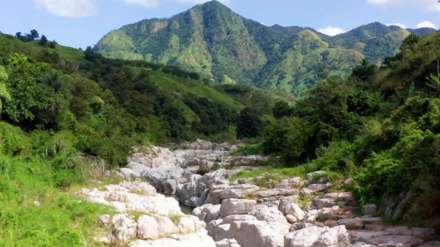 white canyon - puerto rico stock videos & royalty-free footage