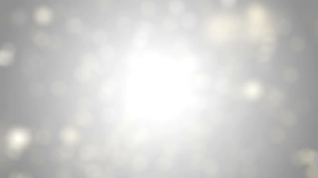 Weiße reinigen Partikel Schleife